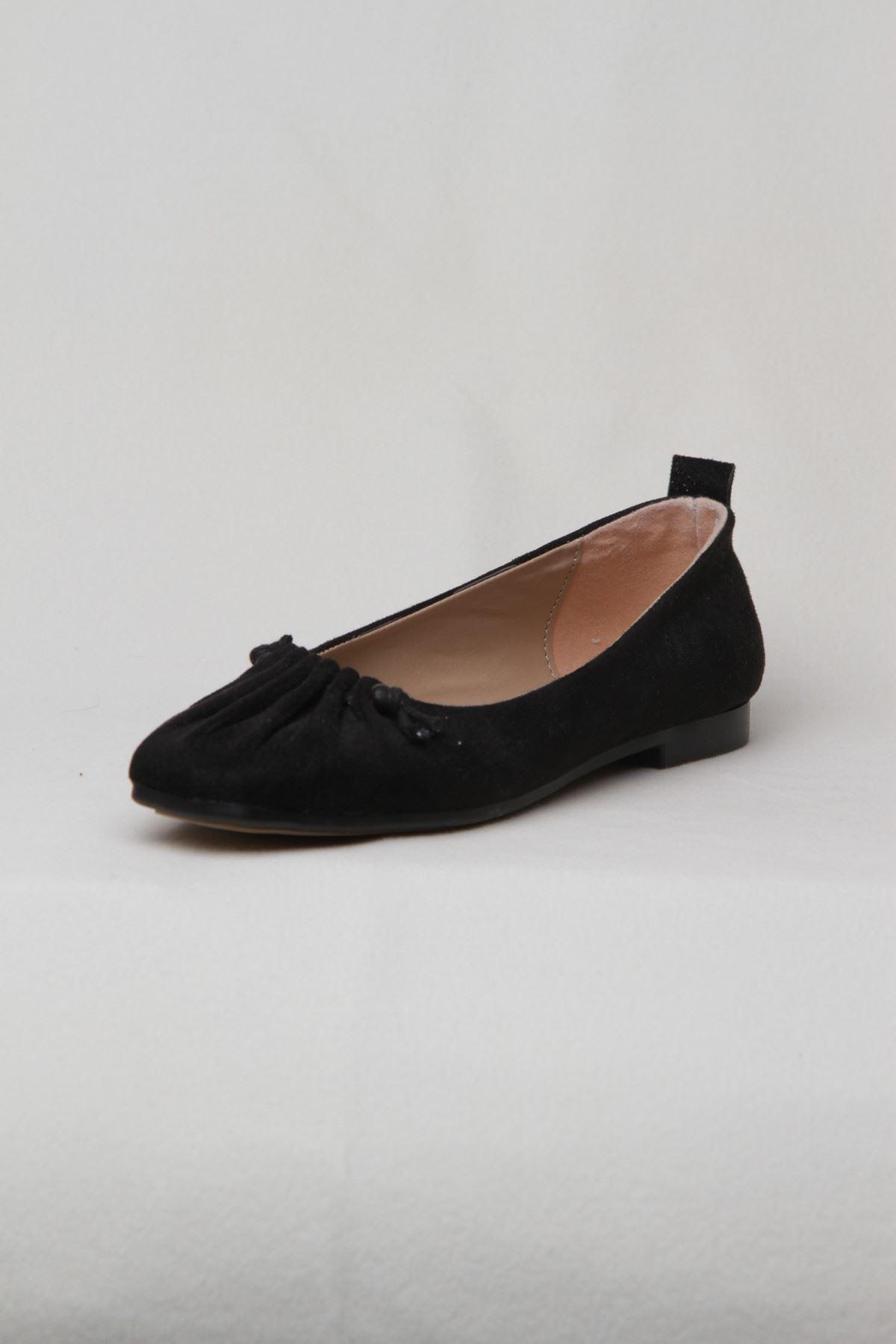 Kadın Babet - Siyah