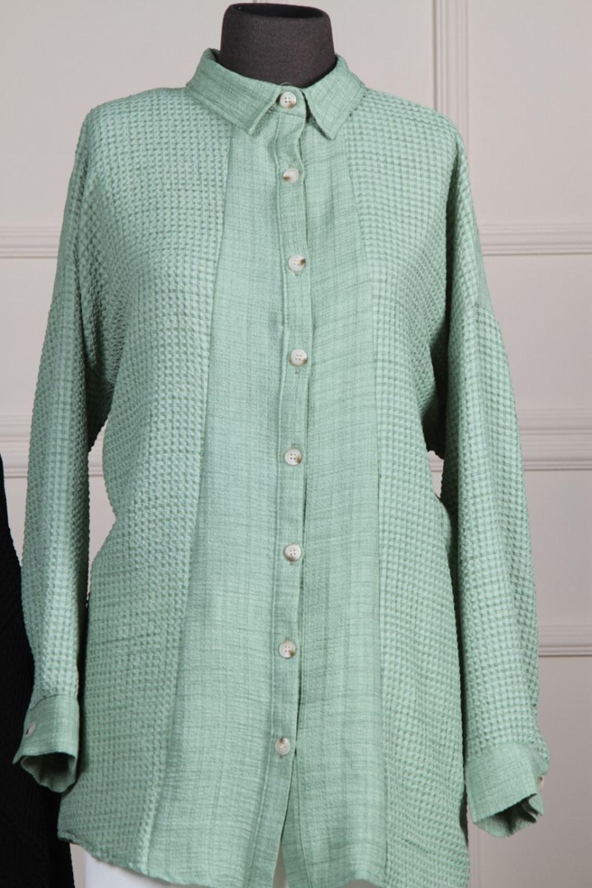 Kadın Tunik - Yeşil